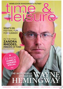 TIME & LEISURE cover