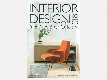 Interior Design Yearbook 2018 cover web
