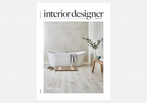 Interior Designer magazine - July 2018 cover